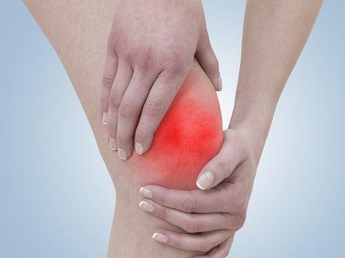 Sintomas de desgaste nos joelhos
