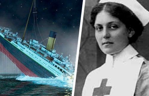 Violet Jessop, a valente mulher que sobreviveu a três naufrágios