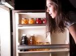 Os piores alimentos que se pode comer a noite