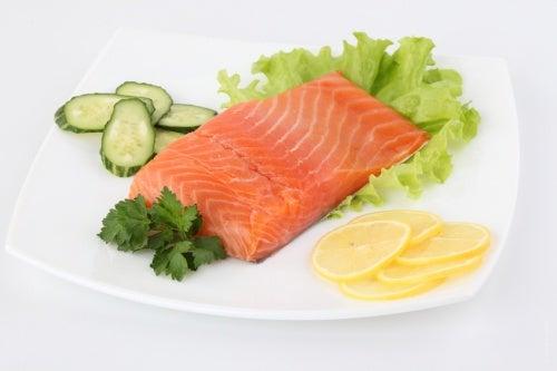 Peixe-salmao