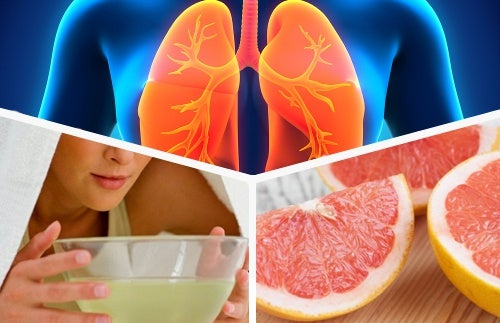 Dieta para desintoxicar os pulmões