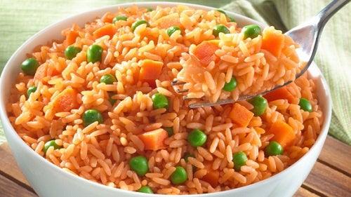 A dieta detox do arroz vermelho