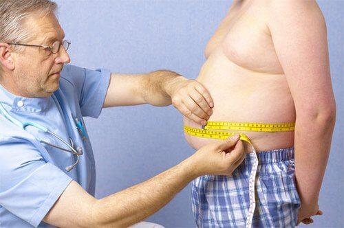Evite o excesso de peso e a obesidade para manter o fígado e os rins saudáveis