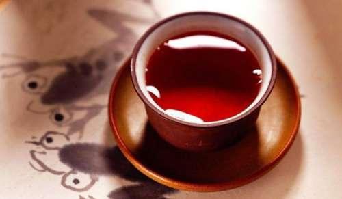 Chá de pimenta caiena
