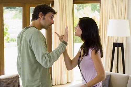 controle na relação