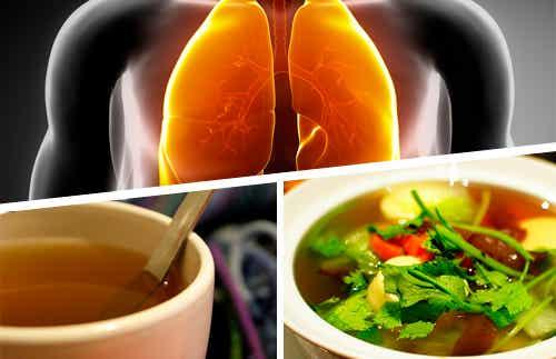 Como eliminar o muco dos pulmões?