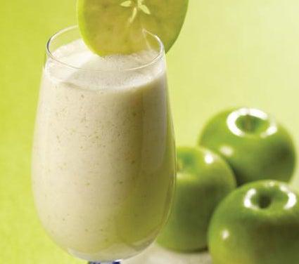 Vitaminda de maçã verde