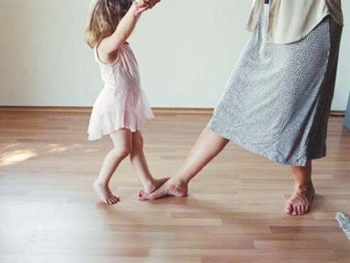 Ensinar autoestima para os filhos - valores importantes