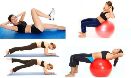 Exercício para melhorar o corpo ácido
