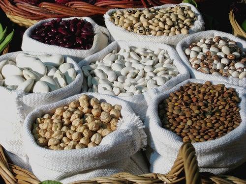 Dieta com legumes para eliminar a papada