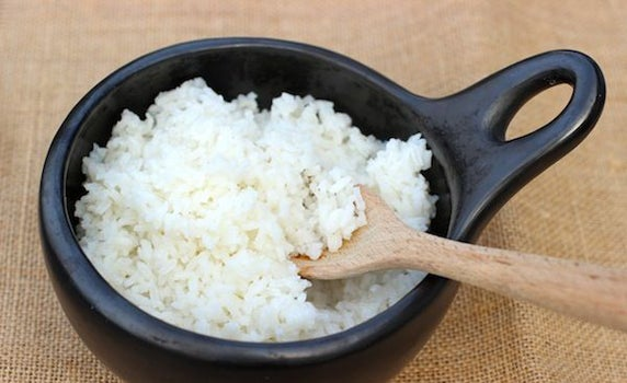 Benefícios do arroz para rejuvenescer o rosto