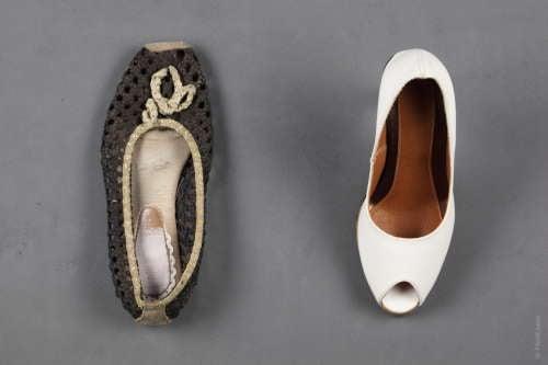 Como eliminar o mau cheiro dos sapatos
