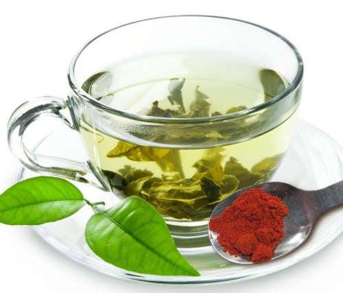 Chá para queimar gordura