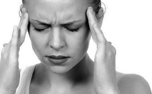 Vick Vaporub para dor de cabeça