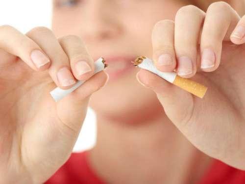 fumar ajuda na queda dos seios