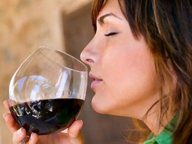 de vinho tinto