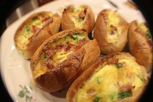 Café da manhã adeaquado para perder peso