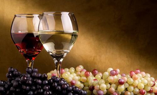 toma vinho pra viver mais e melhor