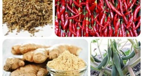 8 poderosos analgésicos naturais sem efeitos secundários