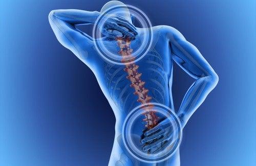dor lombar extrema dói para se mover