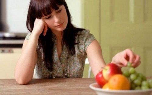 Usos do gengibre para inibir o apetite
