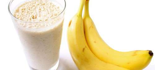 Combata a retenção de líquidos e perca peso com estas batidas de banana