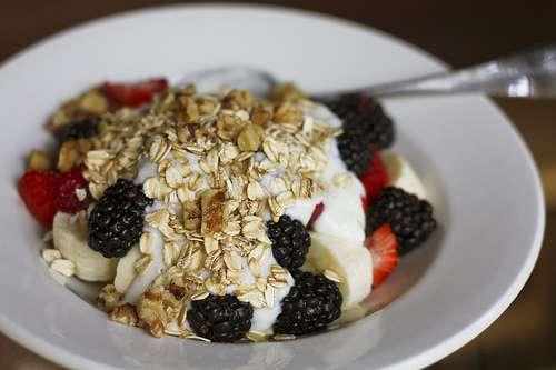 Café da manhã saudável evita retenção de líquidos