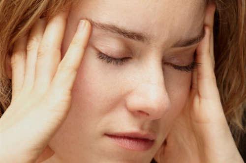 uso de pontos no ouvido para reduzir o estresse