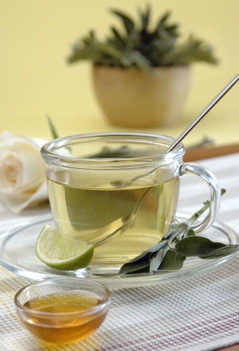 infusão para evitar gordura no abdômen