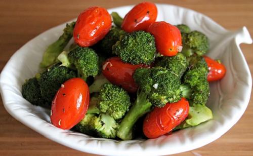 Vegetais para dar saciedade