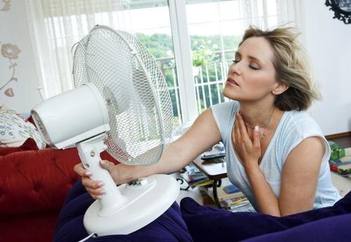 Como combater o calor causado pela menopausa