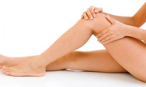 Cera caseira para depilação das pernas