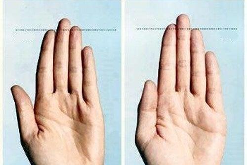 8 Coisas que seus dedos refletem sobre a sua saúde