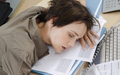 Dificuldades de dormir