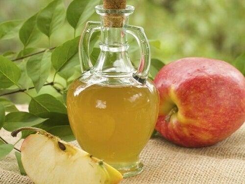Vinagre de maçã para emagrecer