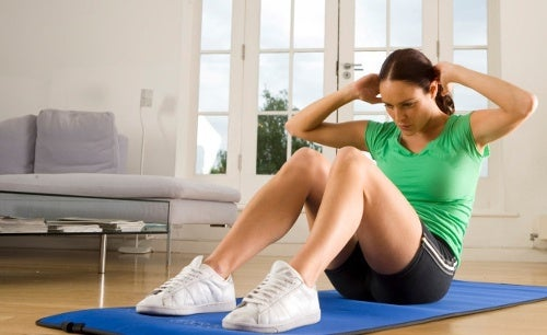 fazer exercícios
