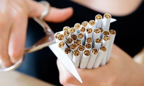 Receitas naturais para deixar o hábito de fumar