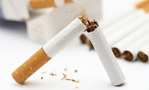 Parar de fumar com receitas naturais