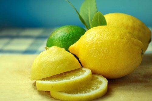 O limão é um dos ingredientes do elixir tibetano