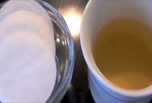 Ingrediente natural para limpar e clarear manchas e sardas na pele