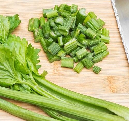 Celery Chopped