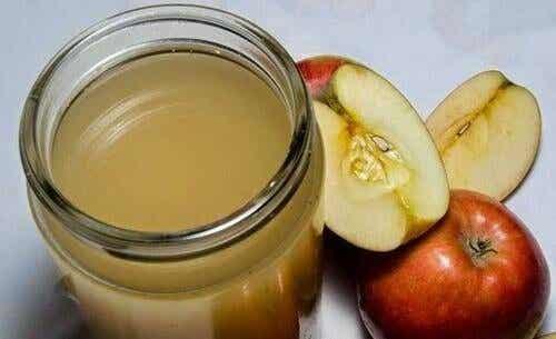 Aprenda a preparar o vinagre de maçã