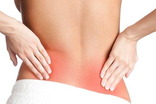Por que as costas doem?