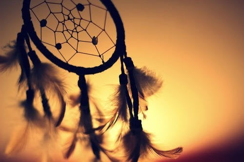 A curiosa origem dos apanhadores de sonhos