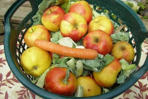 frutas para hiperacidez gástrica