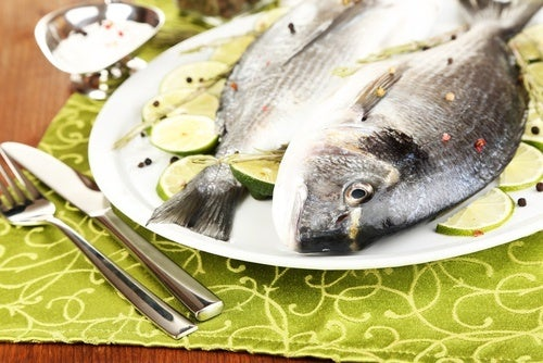 Peixes são fonte de proteínas