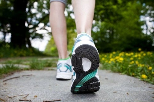 Andar todos os dias aumenta a longevidade