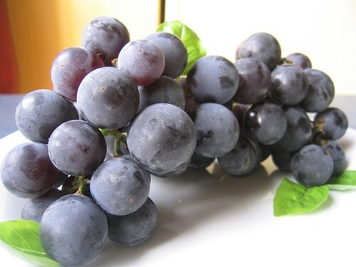 Uvas, medicina natural para seus rins