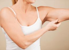 Flexões para fortalecer os braços