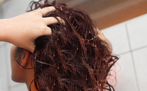 Água de linhaça para fortalecer o cabelo